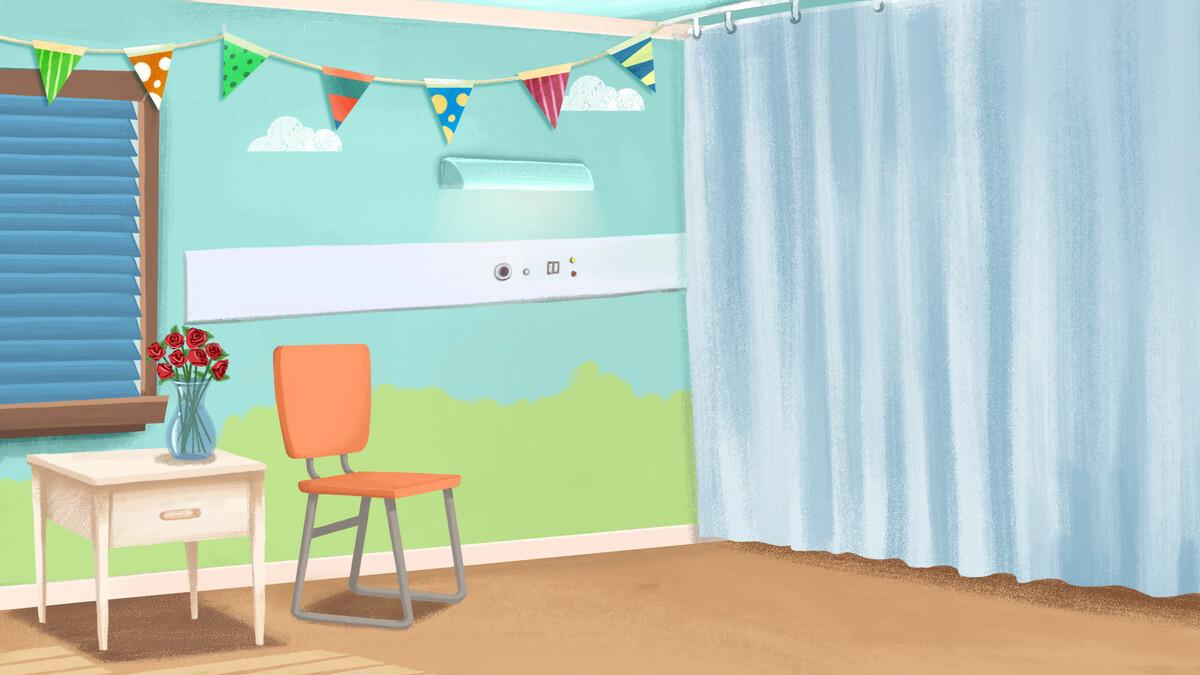 Vikki ong 661646 bg hospital 001 kid ward no bed