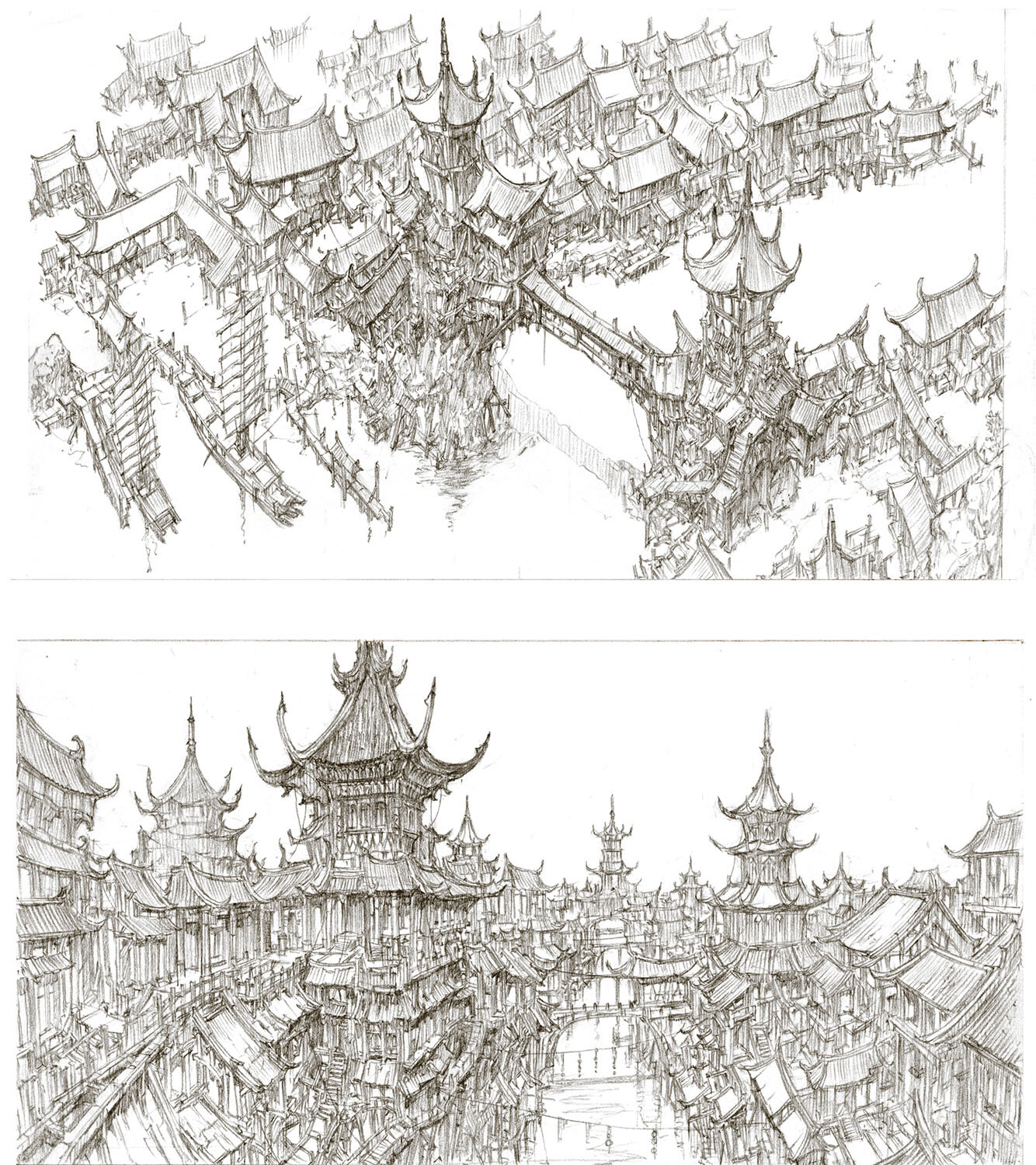 Min seub jung chinese cities 3