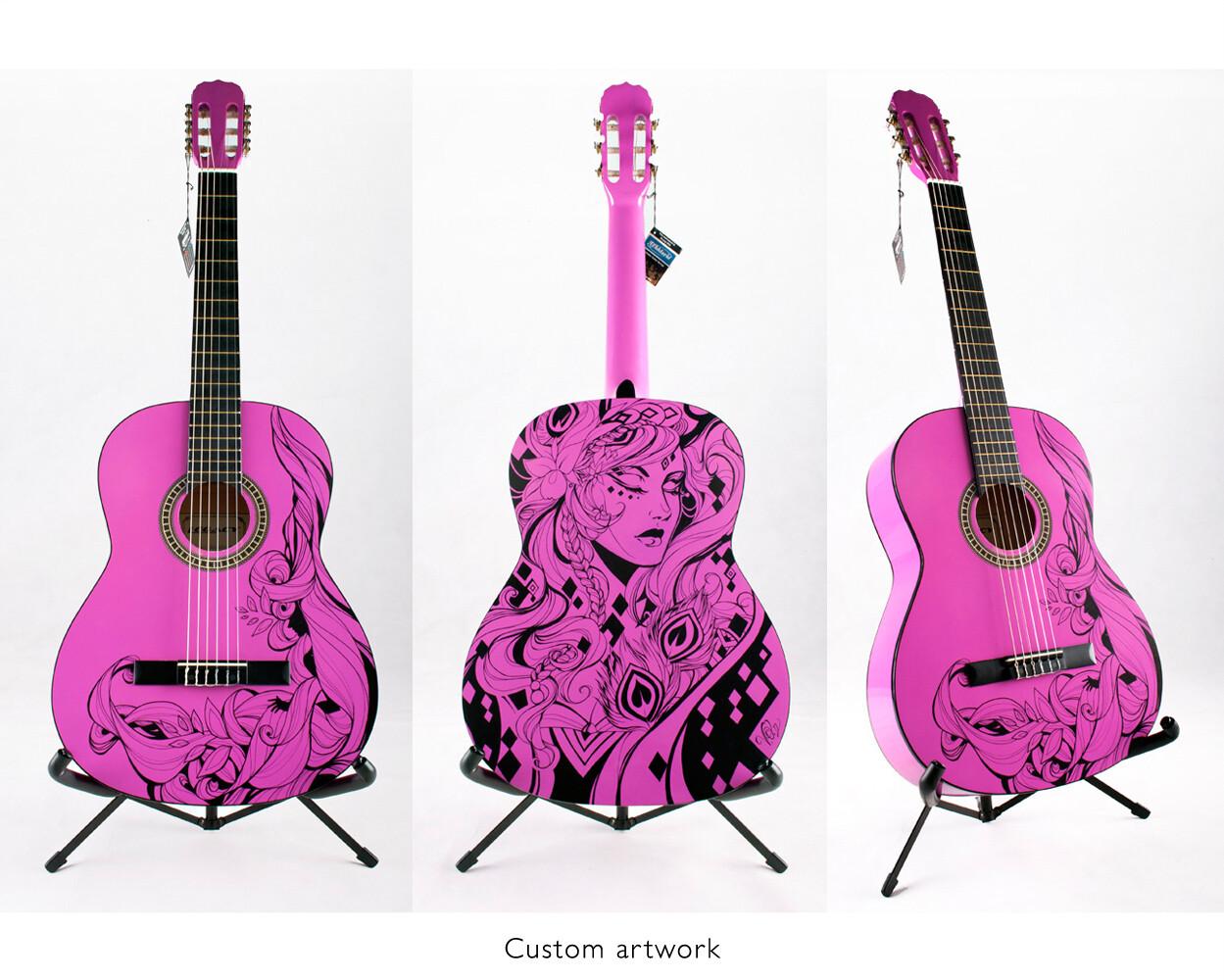 Vikki ong guitar