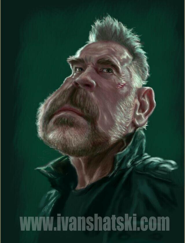 Arnold Schwarzenegger 2019