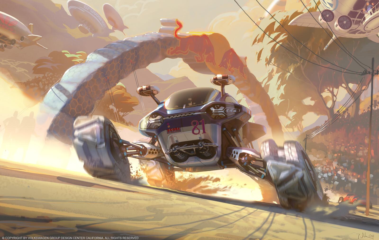 Volkswagen Biorunner Concept