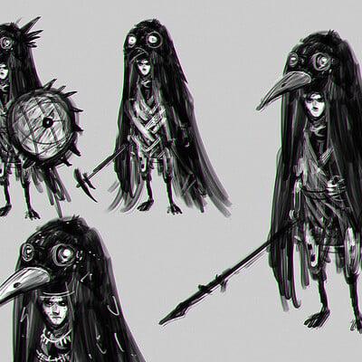 Benedick bana bird clan lores