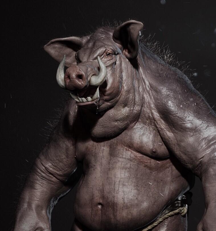 Pig Piggy Pig Pig