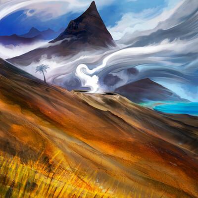Josiah herman eruption