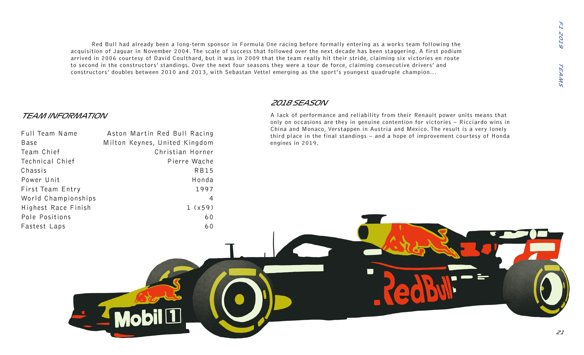 Mary roach mary bunner f1 presentation book page 21