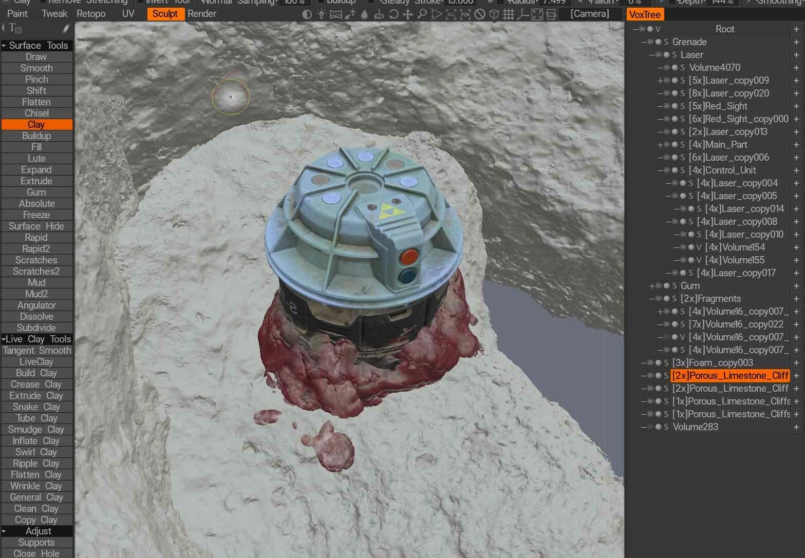 Anton tenitsky lasermine screenshot