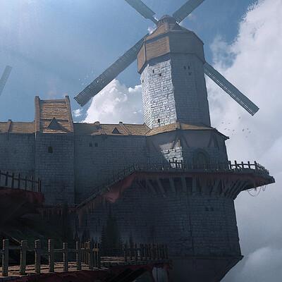 Masahiro sawada windmill city
