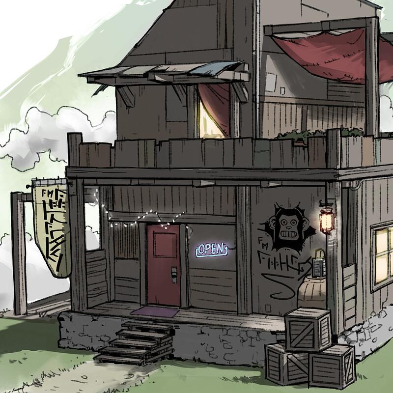 Tavern Designs