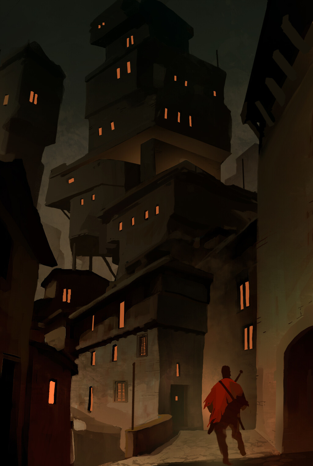 Jason borne city