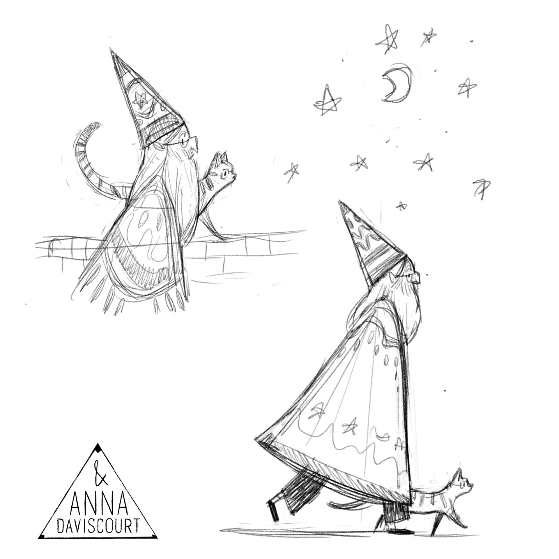 Anna daviscourt hp spots sketch dumble01 sig