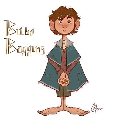 Christopher ables bilbo baggins