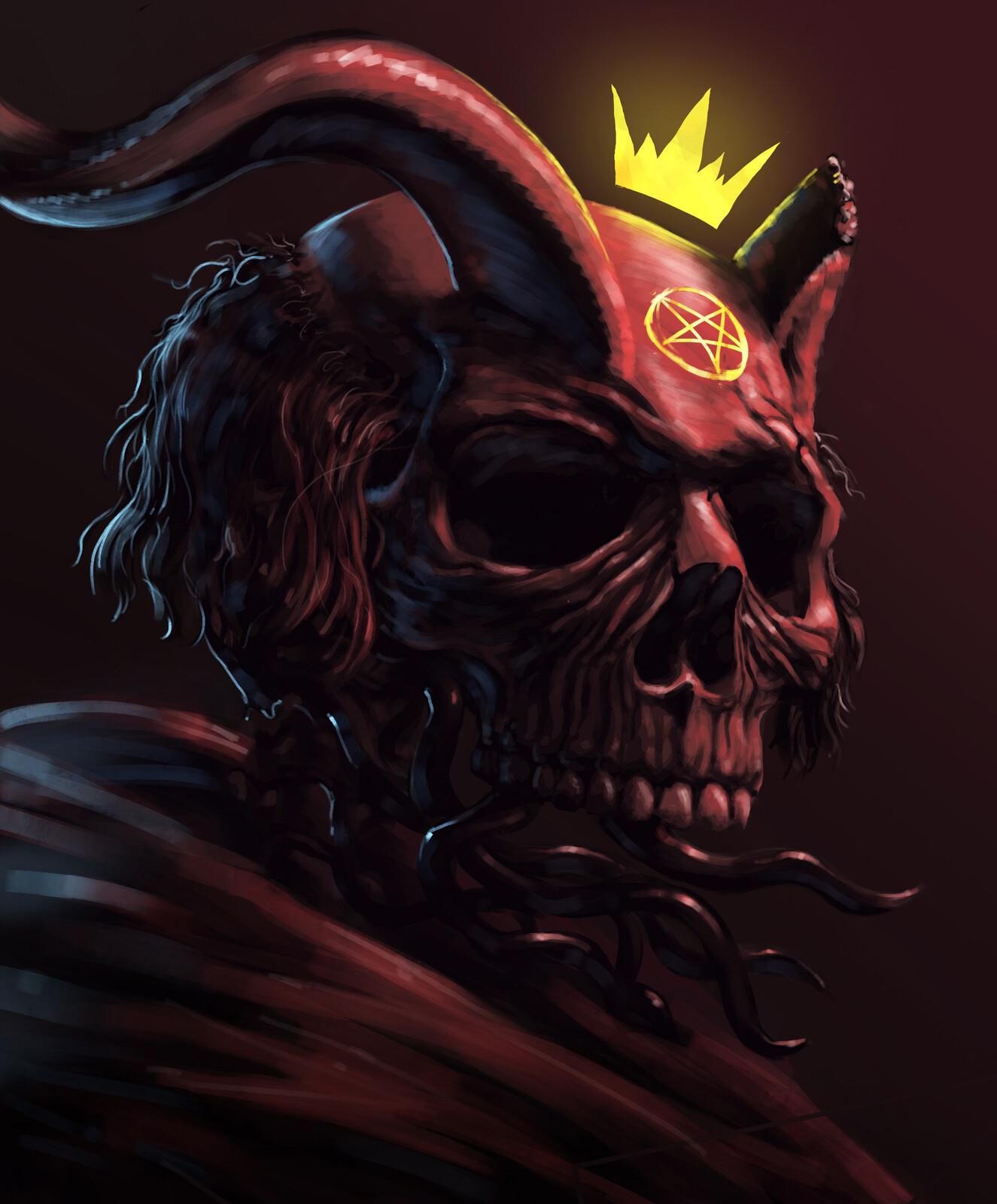 Demon Skull King