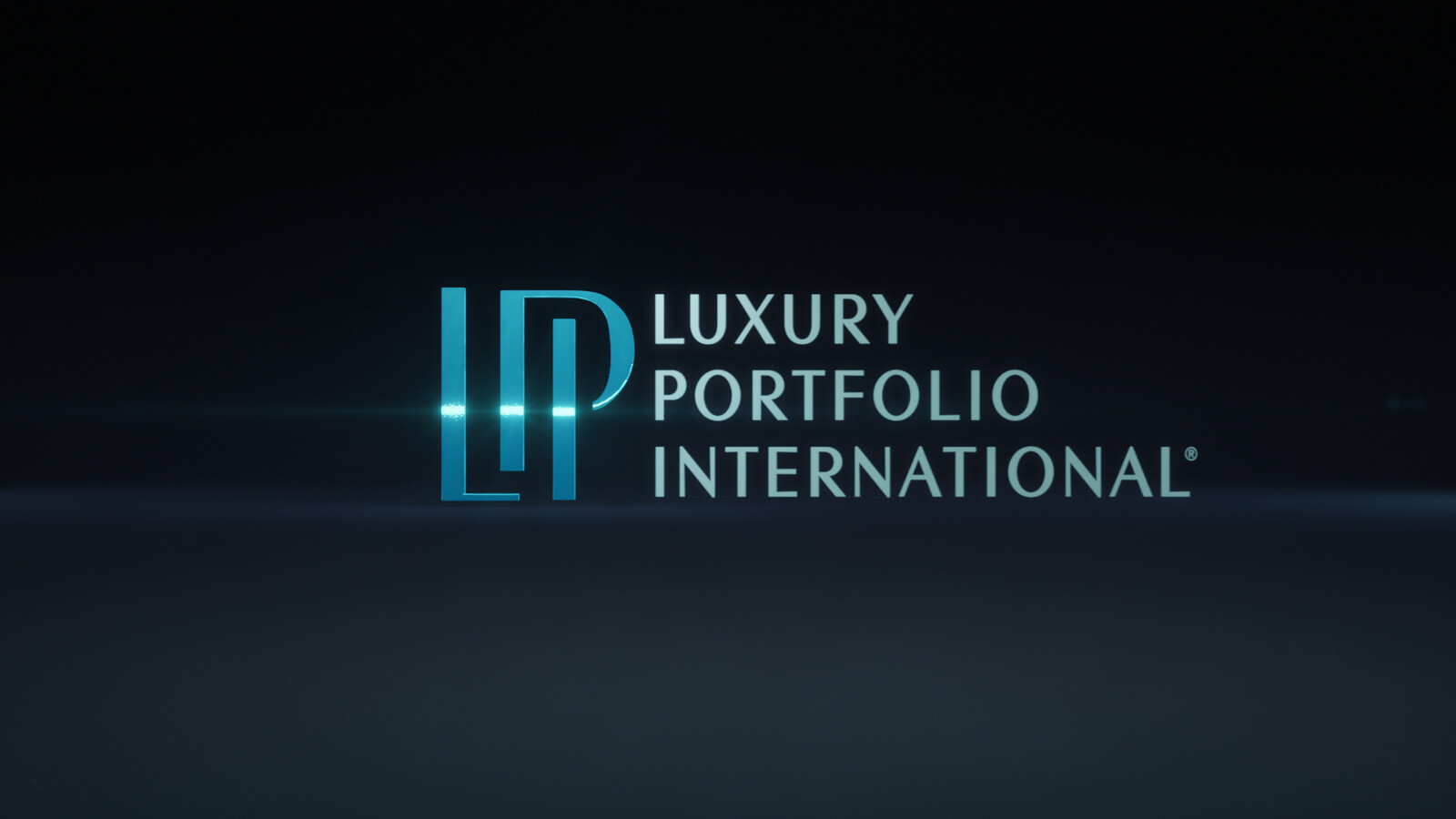 Luxury Portfolio International Logo Animation