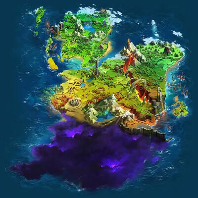 Bossmode games war of magic continent 01 the grand kingdom v2