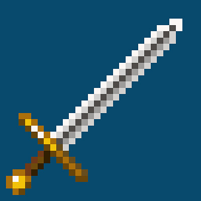Tim smith pixel sword