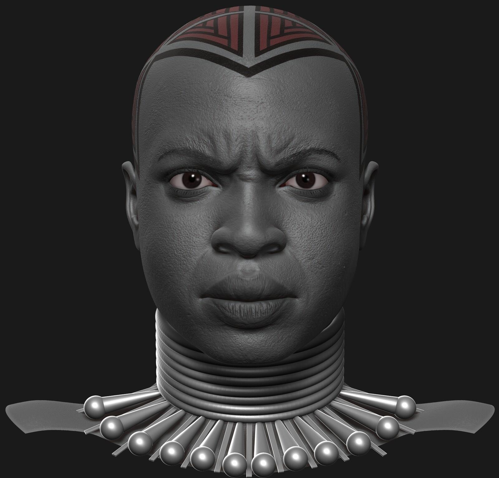 Okoye (WIP)