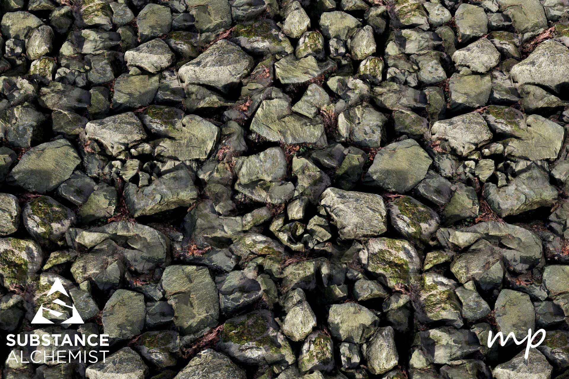 Martin pietras photogrammetry rocks plane 01