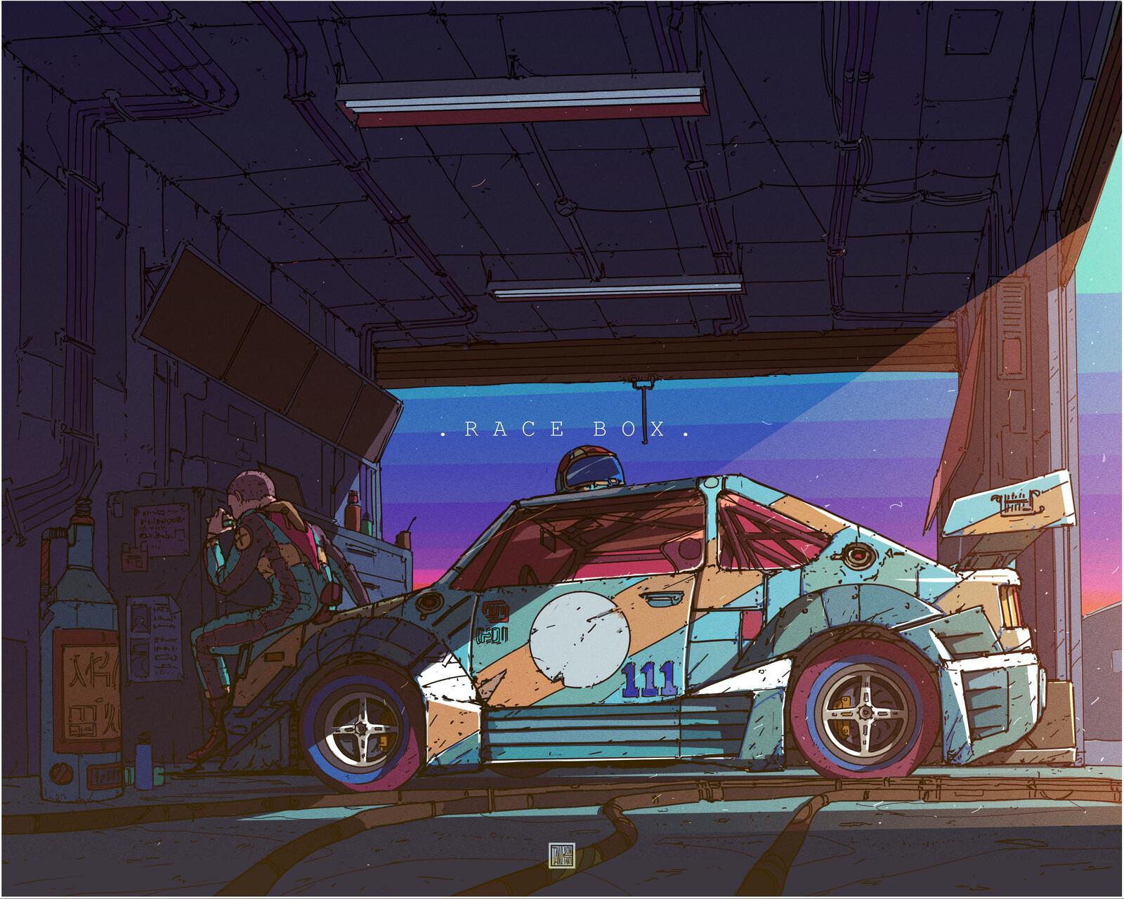 Race Box