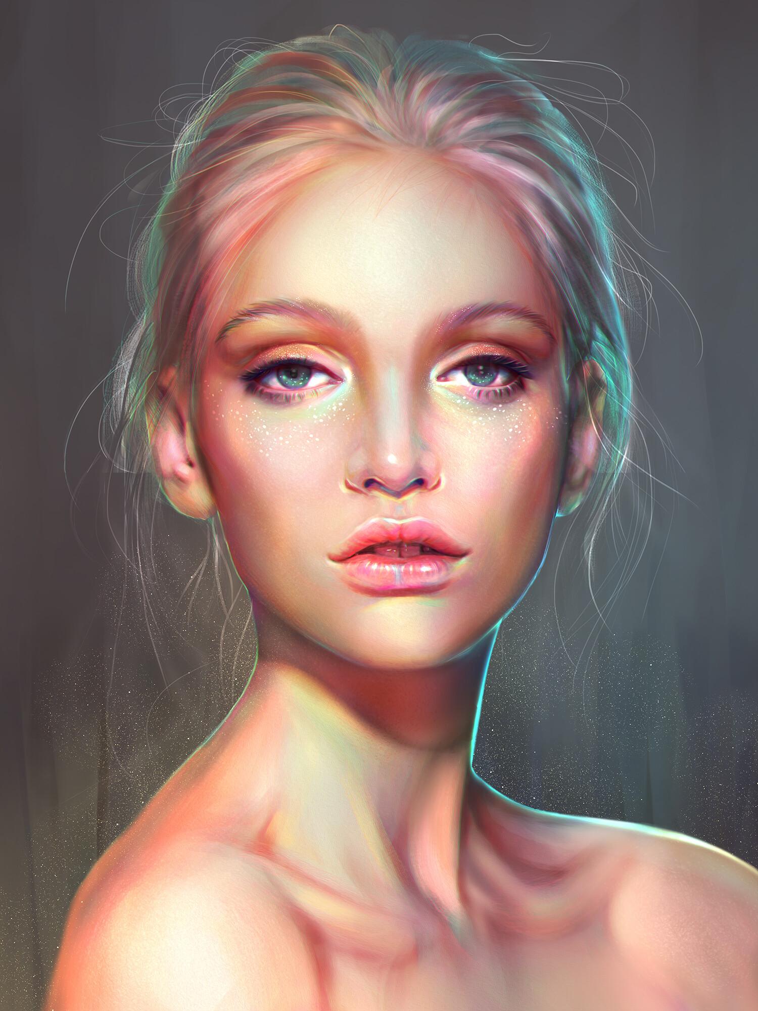 Truc aries portrait1 portrait girl