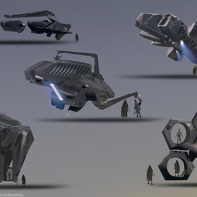 Patrick faulwetter pfaulwetter allegiant prison ship concepts 01 as