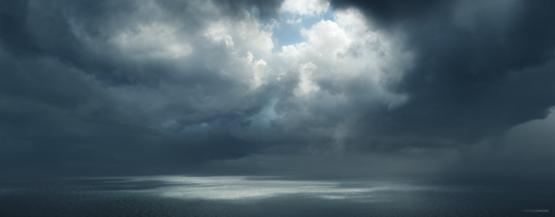 Steven cormann storms