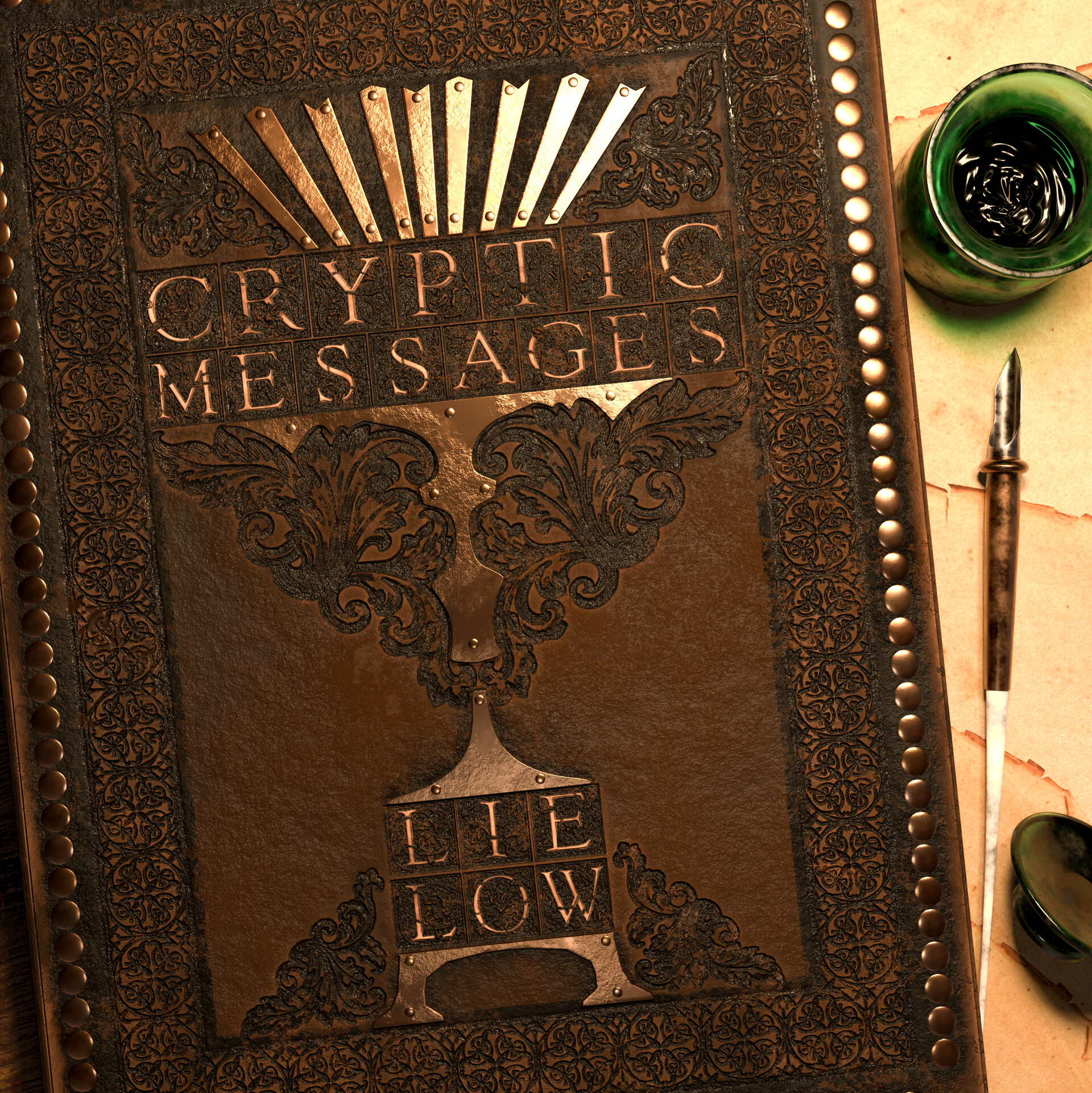 Colby custer book 19 diffusebook newtexture