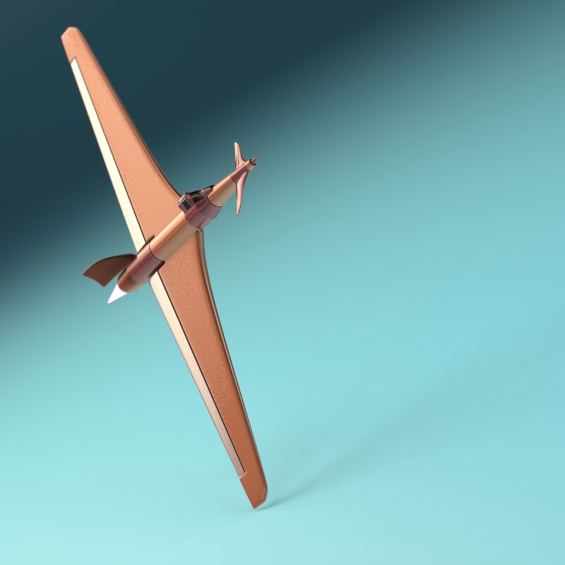 Experimental Toy Plane