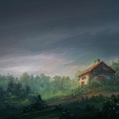 Jorge jacinto the farmhouse red