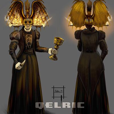 Samantha spencer dragon priestess concept