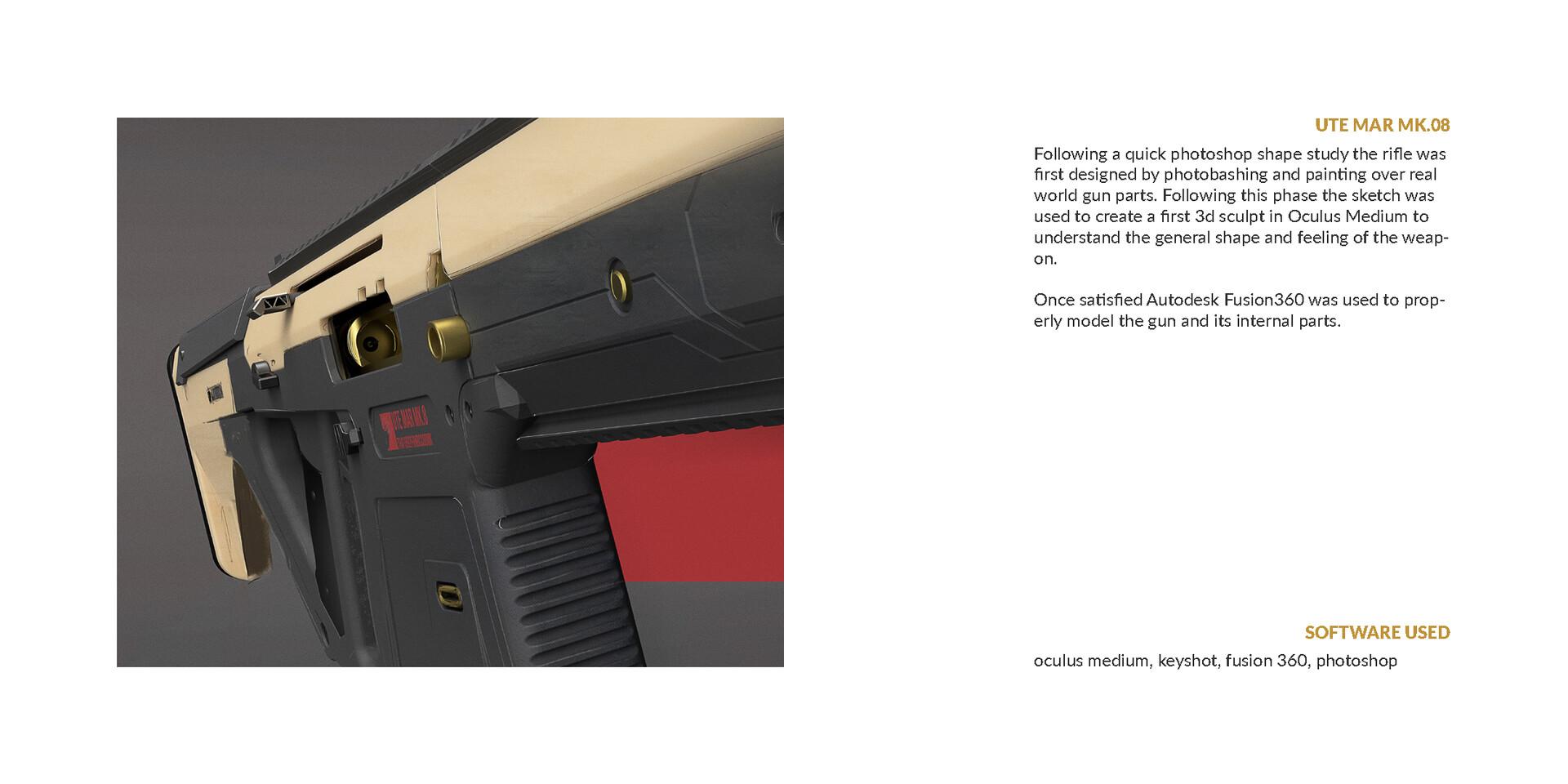 ArtStation - Theia Armory   Weapons Concept Design, Nicola