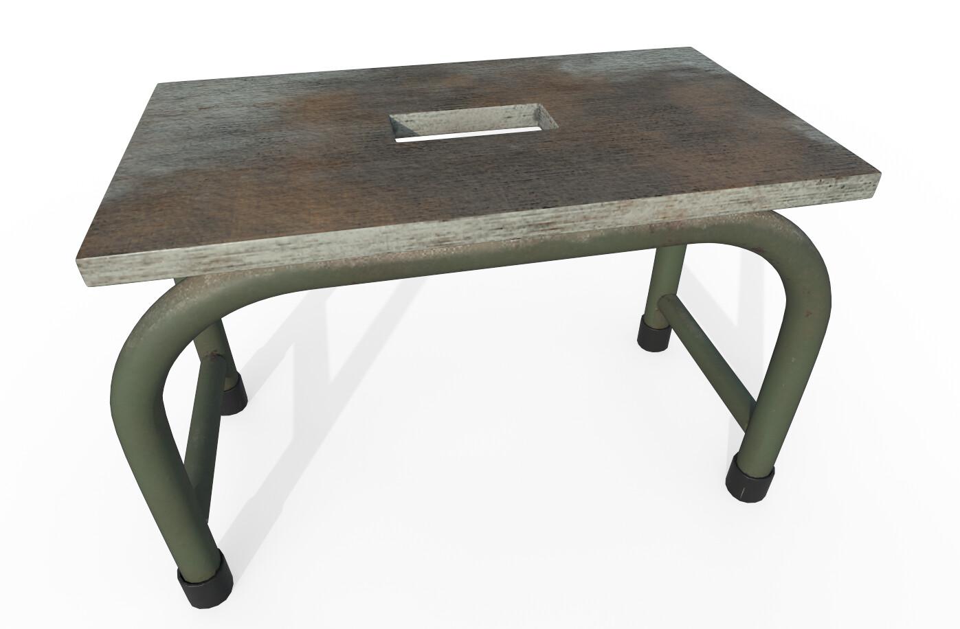 Joseph moniz footstool001f