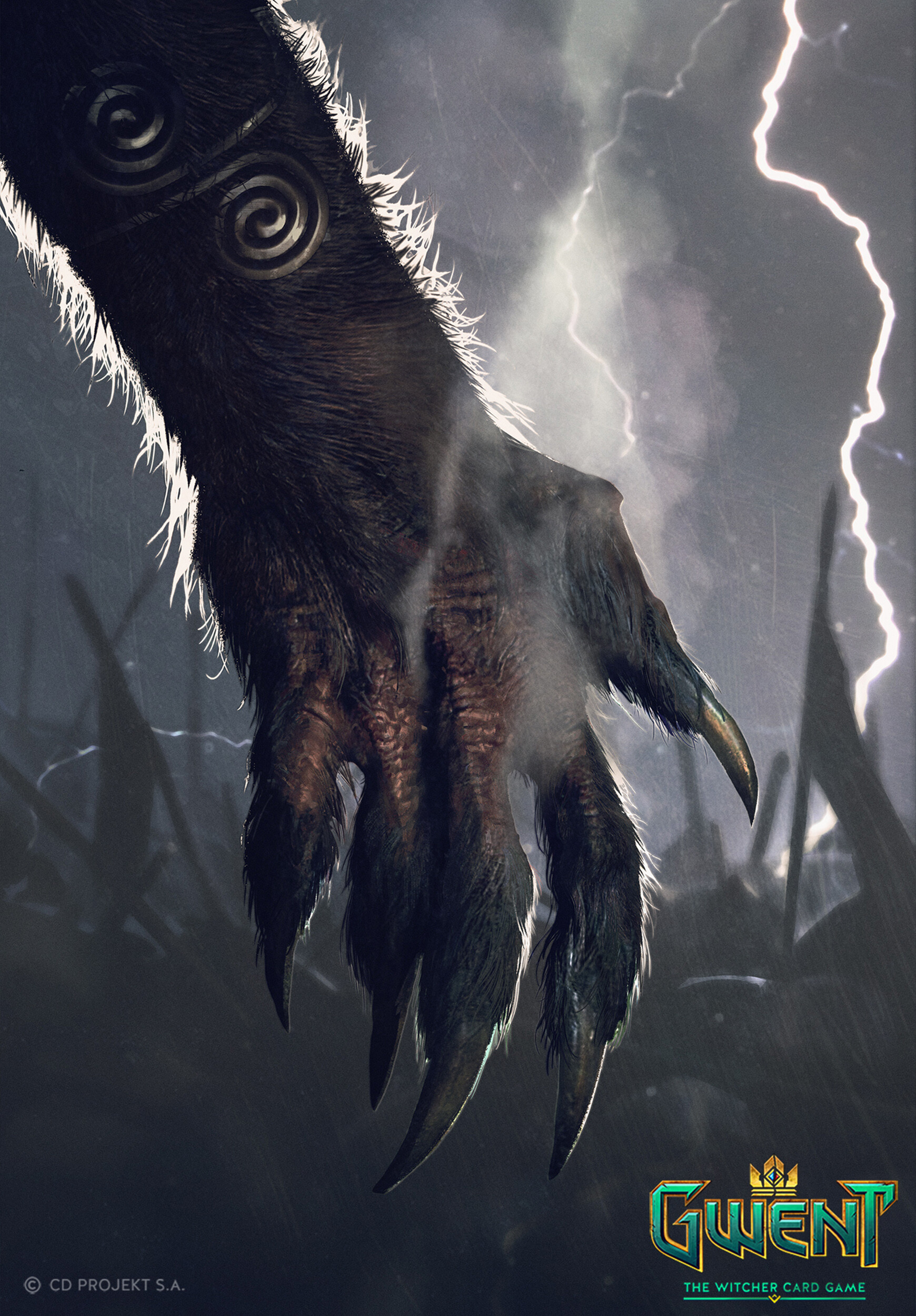 Bartlomiej gawel cursed bear claws