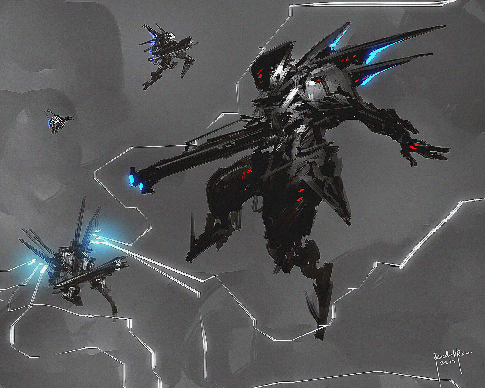 Cyber Wars- Battle for Earth