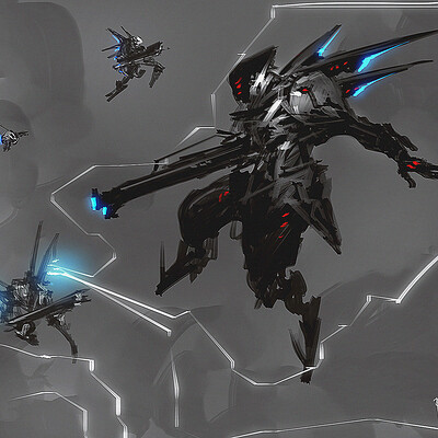 Benedick bana mecha wars final lores