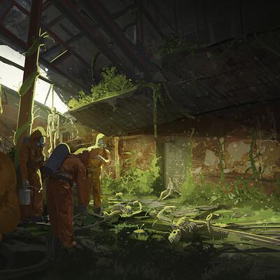 Abandoned Site Exploration