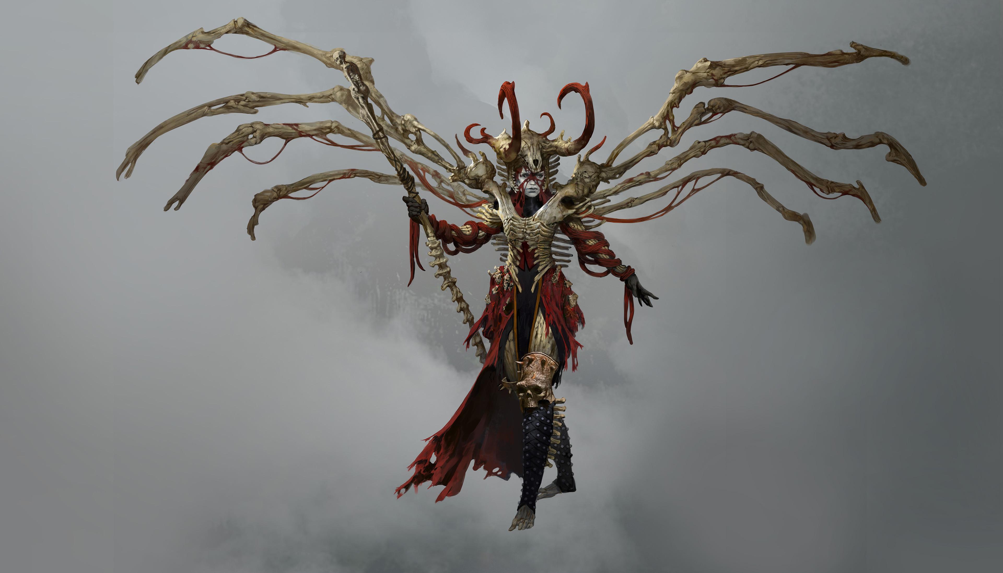 Evil Katarina redesign