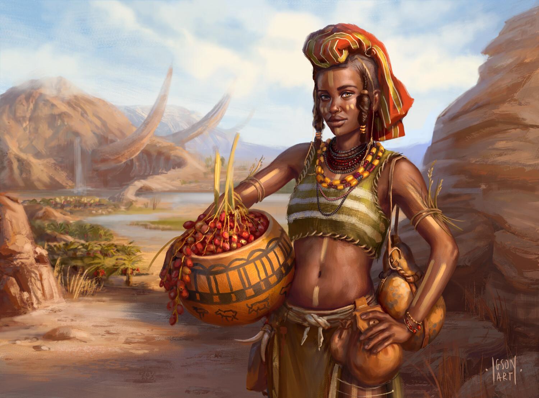 Asiman Laka woman