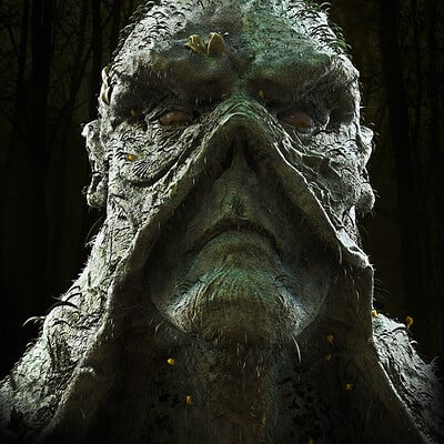 Dope pope zswampthing ks by dp