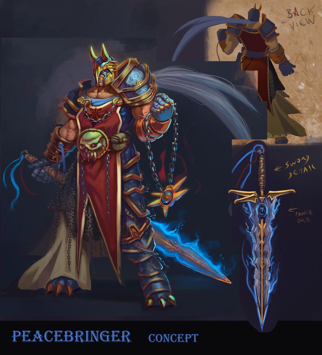 Peacebringer