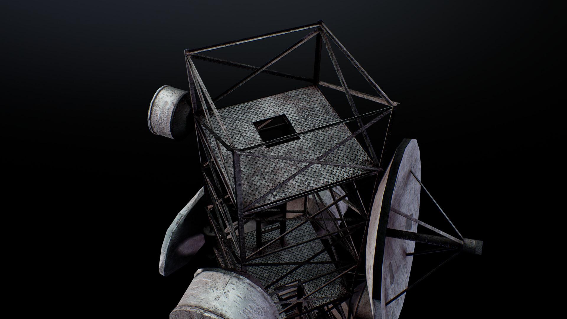 Steven hunt tower2