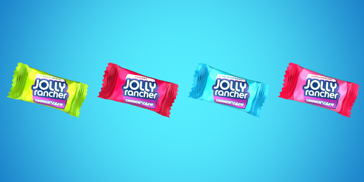 Jolly Rancher - Global Packaging Redesign