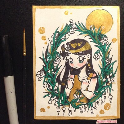 Nasika sakura image1