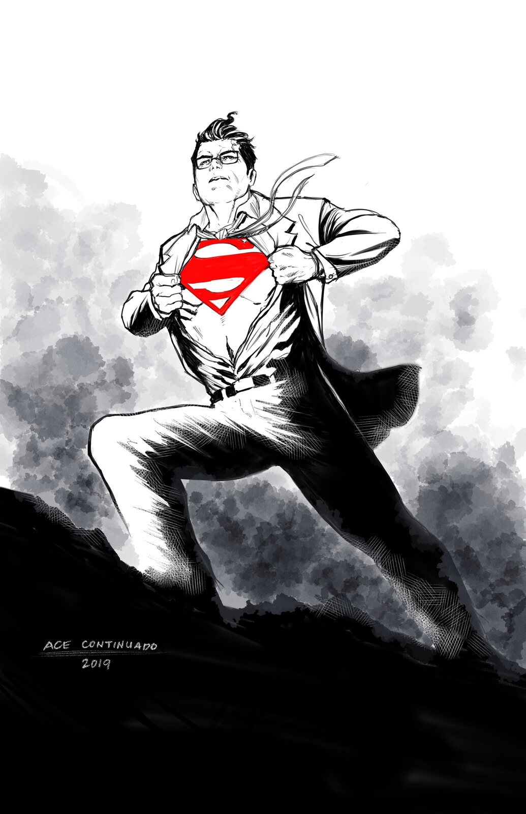 """""""This is a job for Superman"""""""