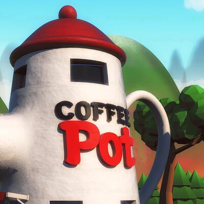 Anyela alvarez coffeepot