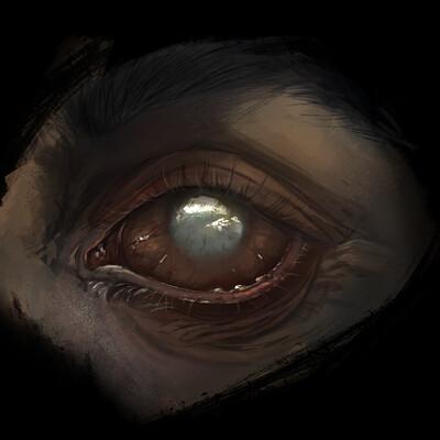 Annie doyon studies eye 01