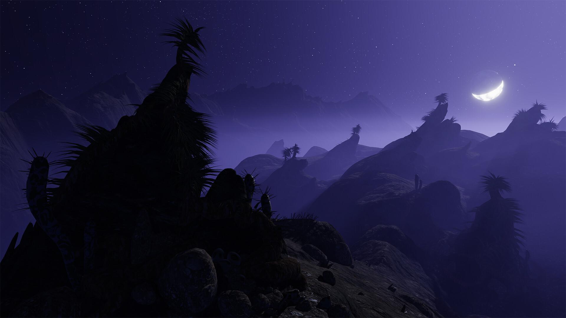 Martin jencka mountainnight