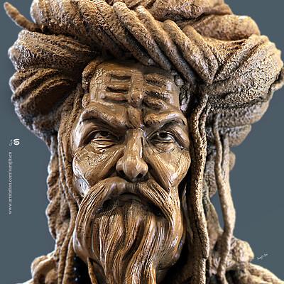 Surajit sen speed digital sculpt sant surajitsen april2019