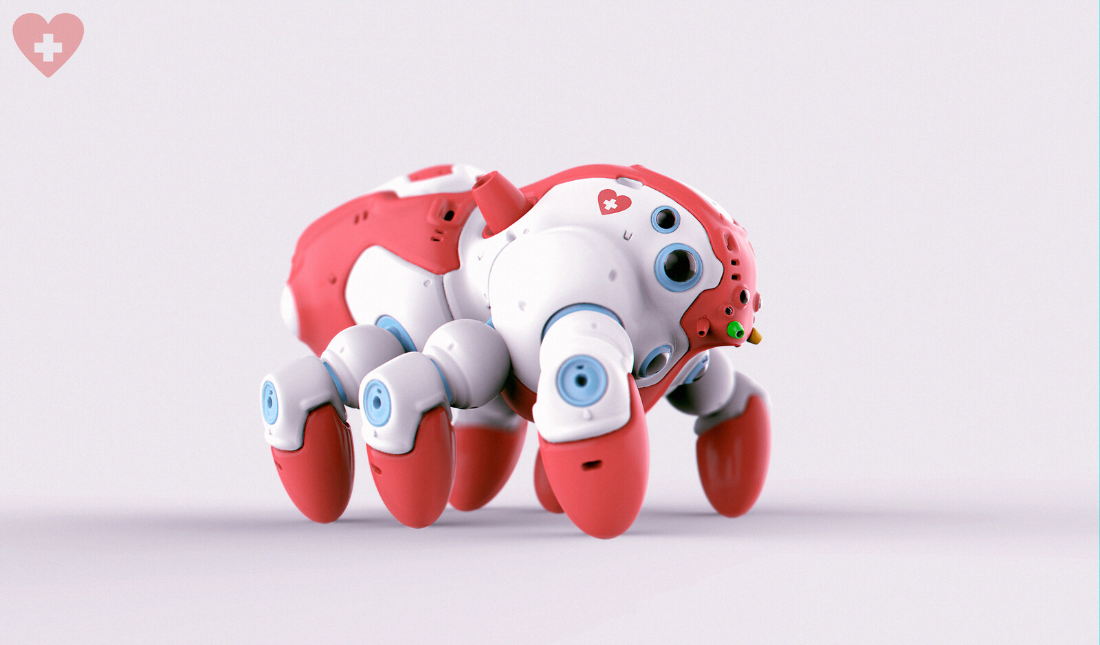RODNEY MINI Medical Bot