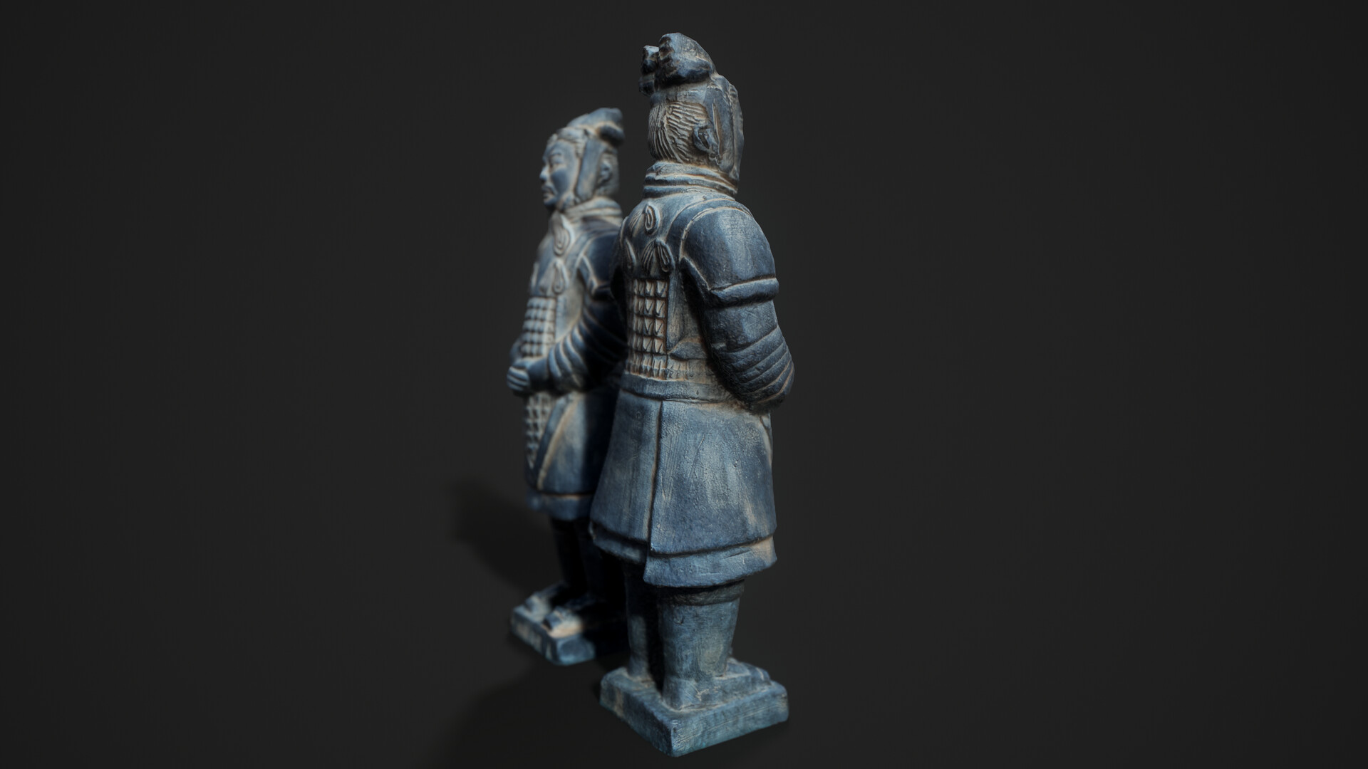 Paul foster photogrammetry statue 02