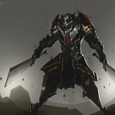 Benedick bana sword devourer final lores